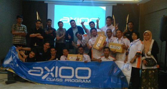 Diklat Guru oleh Axioo Di Bandung