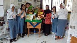 Juara 3 Lomba Mading 3D GSF Tingkat SMA/SMK Non Adiwiyata