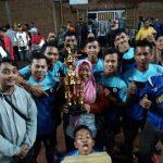 Juara 1 Lomba Volly di Lingkungan Cemorokandang