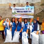 Partisipasi Tim Adiwiyata SMK Negeri 9 Malang dalam Kegiatan Memperingati Hari Sungai Nasional